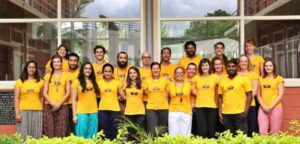 Residential Yoga Course