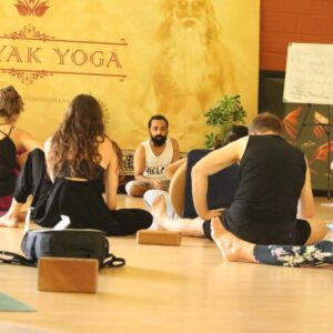 Yoga Philosophy Sessions in Hatha Yoga Course