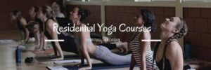 Residential Yoga Curses offerred