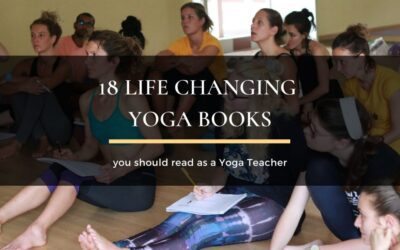 18 Life-changing Yoga Books you should read right now