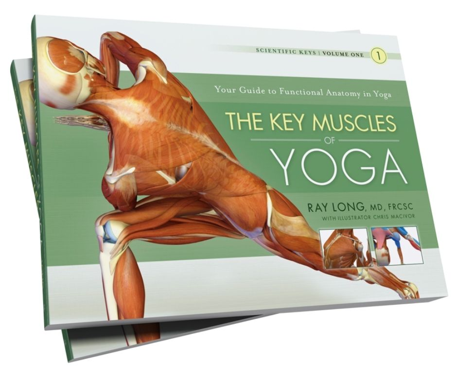 Ray Long book on Muscles in Asanas